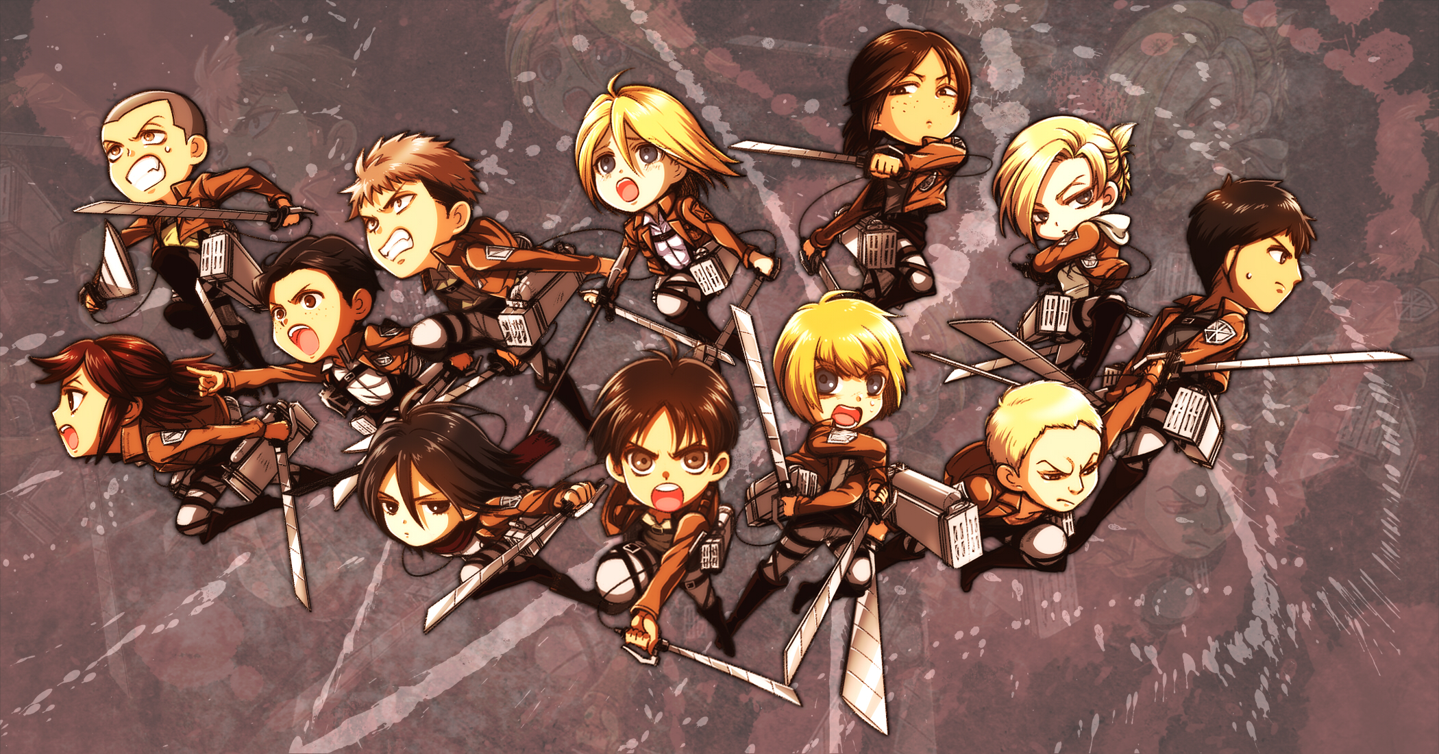 Just 6 Attack On Titan Crack Theories To Read The Spooky Red Head Blog