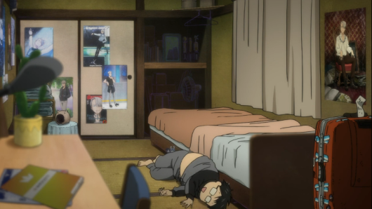 yuuri's room image